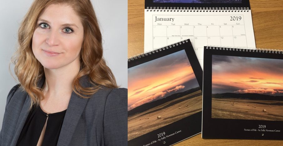 2019 CALENDARS BY SALLY