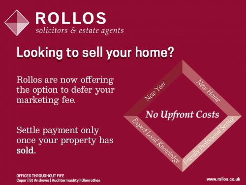 NO UPFRONT MARKETING COSTS AT ROLLOS